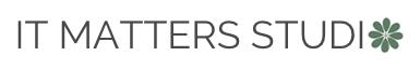 IT MATTERS - Final Logo